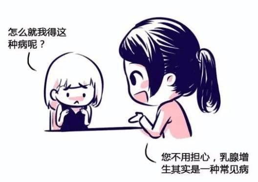 苏州乳腺病医院_乳腺增生的表现