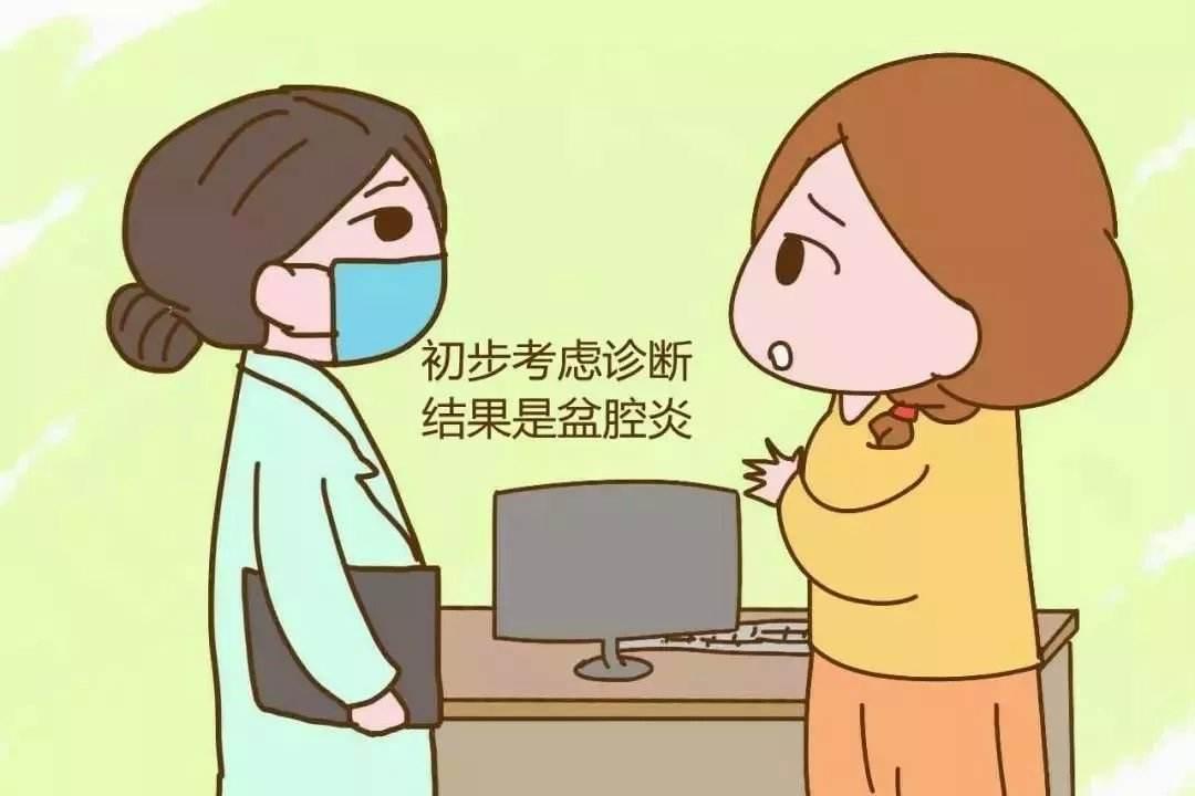 苏州慢性妇科病医院_盆腔感染的原因